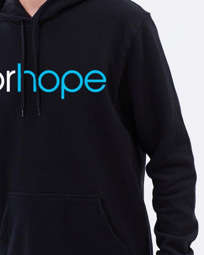 Cars For Hope Hoodie Black